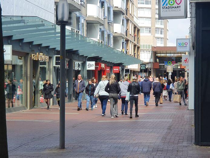 Ook het Stadshart in Zoetermeer is populair als uitje.