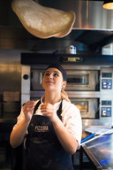 In de Koningstraat in Arnhem opent een pizzarestaurant naar een concept van Jamie Oliver.