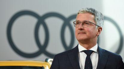 Dieselschandaal: Audi-topman Stadler blijft in de cel