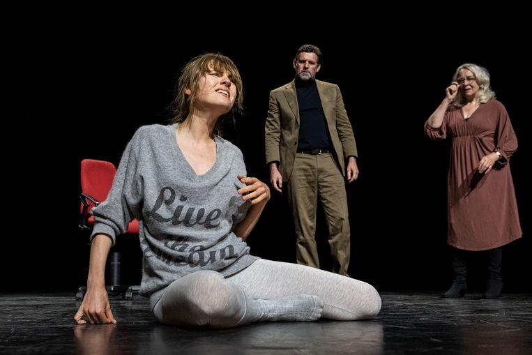 'Een soort Alaska' van Het Nationale Theater. Beeld Maarten Mooijman