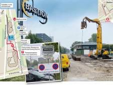 Bastion Hotel Nijmegen toch geen 'Hotel California': vastgoedtycoon Hendriks mag toegangsweg niet afsluiten