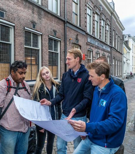 Nieuwegracht vertrouwt erop: geen overlast door komst daklozen