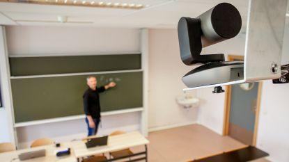 """Hogeschool PXL voorziet klassen van camera's: """"Voortaan kunnen we lessen online uitzenden"""""""