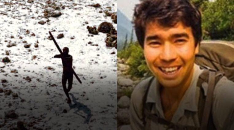 John Chau vond de dood op het eiland