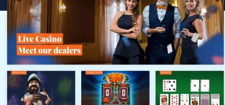Drie ton boete voor online casino's