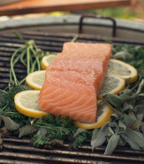 Vis op de barbecue: gebruik geen alufolie maar dit fijne 'bedje'