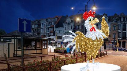 De Haan en Wenduine krijgen elk kerstevenement, met zuinige kerstverlichting en kunstmatige ijspistes