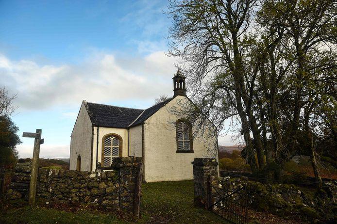 De lokale kerk van Ulva | ANDY BUCHANAN