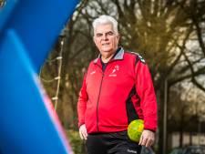 Stoppen? RSC-trainer Chris Postma (67) wil er nog niet aan denken