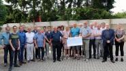 CVO HIK schenkt 4.615 euro aan ALS Liga