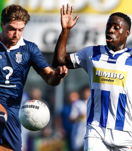 FC Lienden deelt punten met Koninklijke HFC in subtopper