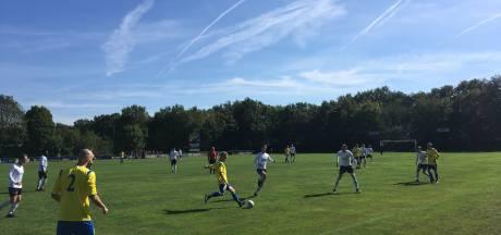 SCV'58 wint laatste Graafse derby ooit