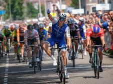 Slotetappe ZLM Tour van Eindhoven naar Tilburg