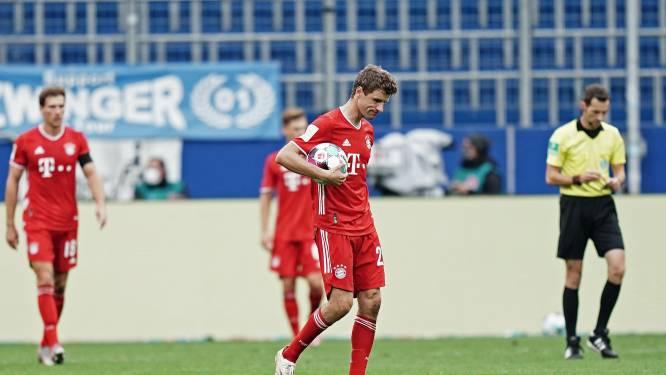 Toch niet onklopbaar: Bayern München gaat zwaar onderuit bij Hoffenheim