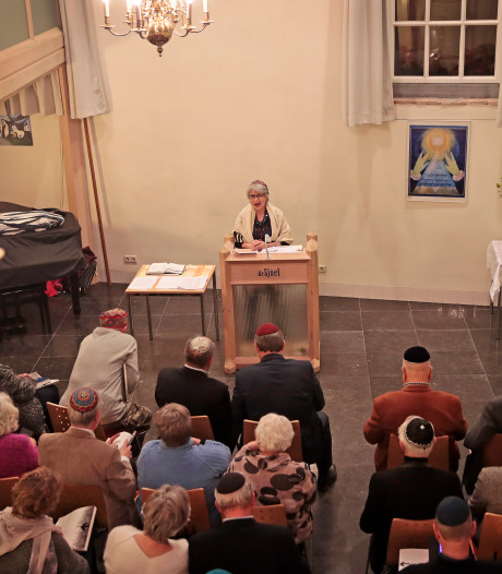 Voor het eerst in 77 jaar sabbatdienst in Brielle