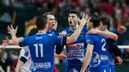 Roeselare en Maaseik op zucht van finale in het volleybal