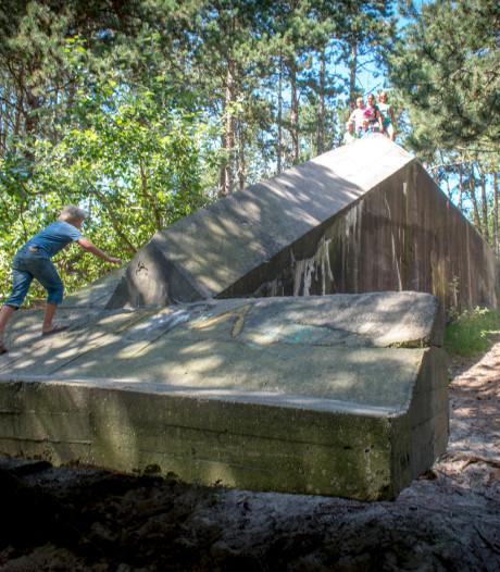 Bunkercomplex Ouddorp tijdens landelijke dag geopend voor publiek