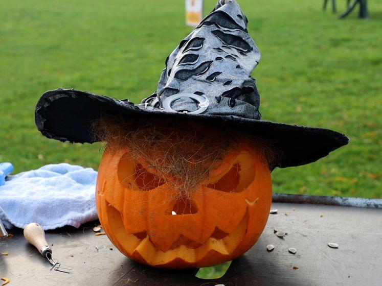 Zo maak je een Halloween-pompoen