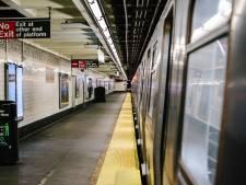 Een dode en meerdere gewonden bij grote metrobrand in New York
