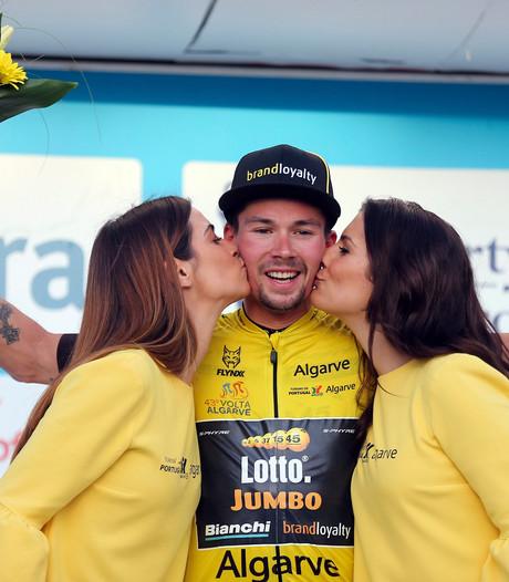 Ronde van de Algarve prooi voor Roglic van LottoNL-Jumbo