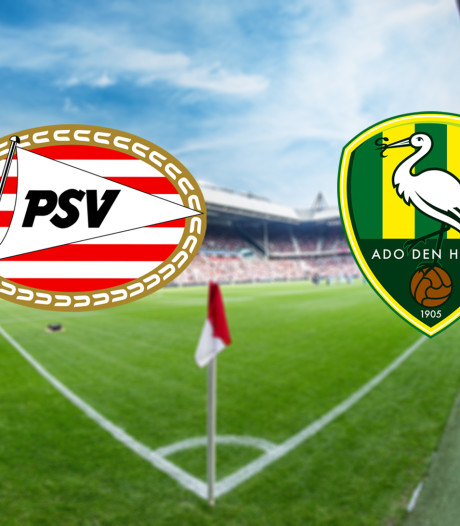 PSV kan zich geen misstap veroorloven tegen ADO