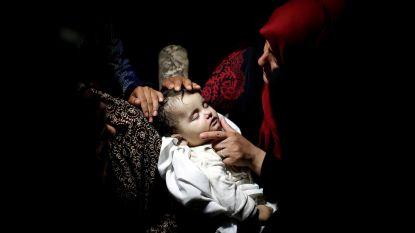 """""""Gaza-baby Laila stierf niet door traangas"""""""