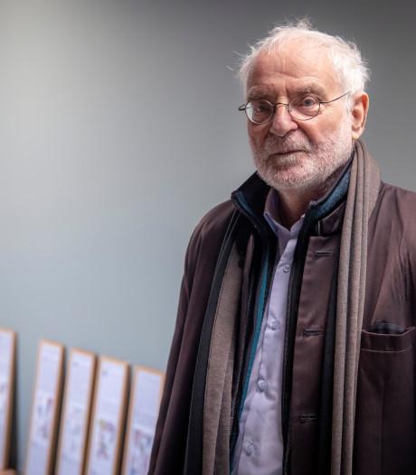 Roemruchte cartoonist Theo Gootjes krijgt eigen expositie in Stedelijk Museum