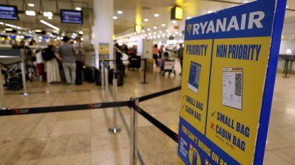 """Staking Ryanair: """"Getroffen reizigers hebben recht op extra compensatie van 250 tot 600 euro"""""""