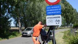 Eigen sluipweg eerst: files op E17 richting Antwerpen ontwijken wordt onmogelijk