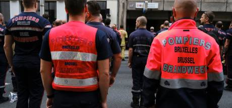 Brusselse brandweer kocht 'groot' in: 400 pakken in maten 6XL en 7XL gaan bij het vuil