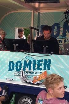 Ochtendshow van 3FM op camping in Scharendijke