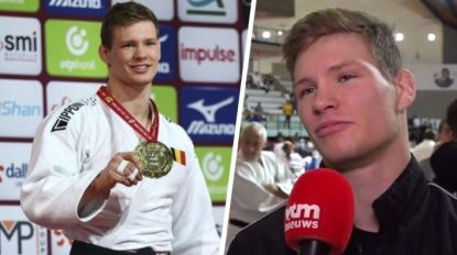 """Topjudoka Matthias Casse (22): """"Voor minder dan goud ga ik niet naar de Olympische Spelen"""""""