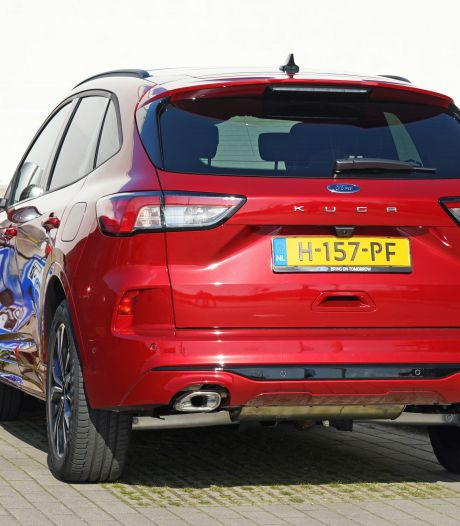 Brandgevaar Ford Kuga plug-inhybride blijkt niet snel op te lossen