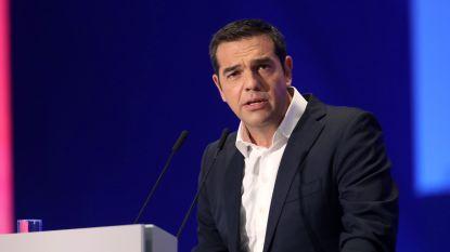 Griekse premier Tsipras belooft meer geld en minder belasting