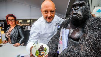 """Regen kan de culinaire orgasmes niet drukken op KooKeet: """"Grootste deel van het festival is overdekt"""""""