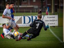 Gastel wint Halderbergse derby tegen Victoria'03, negen doelpunten bij Steenbergen - DSE