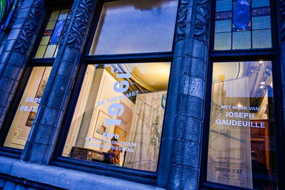 De expo bevindt zich in het unieke kader van Huis Van Winckel.