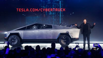 100 dollar aanbetaling voor elke bestelde Cybertruck: nu al 25 miljoen binnen voor Tesla