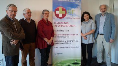 Maandelijkse zitdag in dienstencentrum 't Vijverhof rond waardig levenseinde
