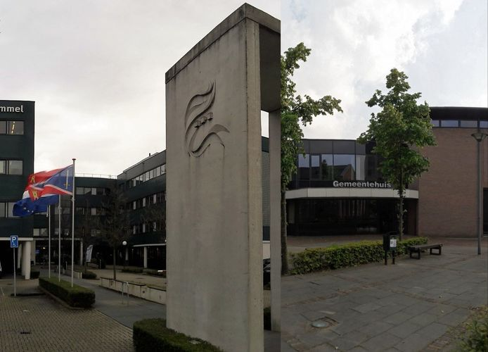 Van het in elkaar schuiven van de gemeentehuizen - een gezamenlijke ambtelijke organisatie - zal het in de Bommelerwaard voorlopig niet komen.