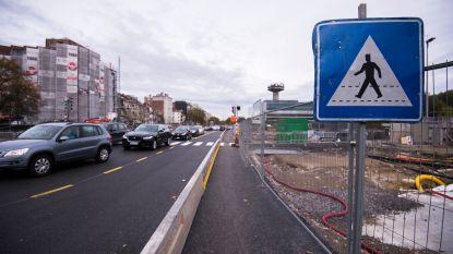 Weyts bevestigt dat tunnels Reyerscomplex eind maart weer open gaan
