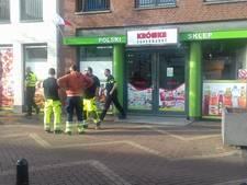 Overval op Poolse supermarkt in Steenbergen, politie houdt één van de vier overvallers aan