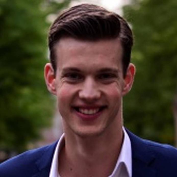 Jarin van der Zande. Foto PerspectieF