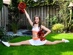 Hardinxveldse Jolynda naar WK cheerleading in Japan