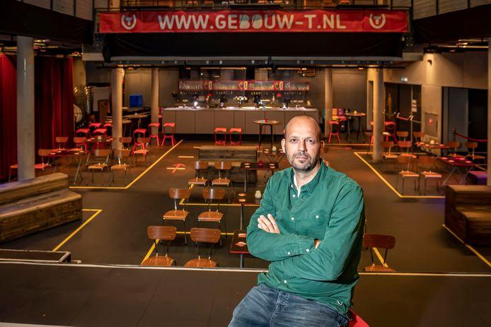 Directeur Gert-Jan de Koster van Gebouw-T.