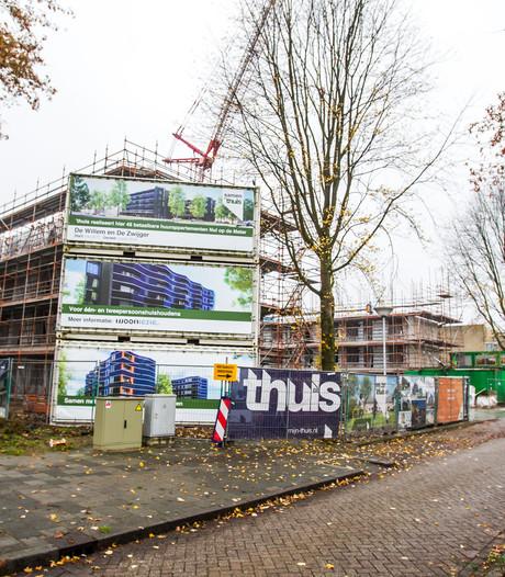 Duurzaam gebouw voor sociale huur in Best