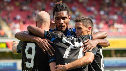0-6! Club Brugge bouwt feestje aan de Gaverbeek tegen ontstellend zwak Zulte Waregem
