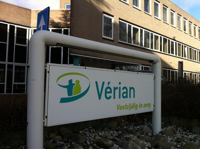 Kantoor van thuiszorgorganisatie Verian in Apeldoorn