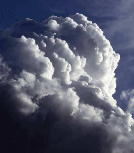 Hitte wordt langzaam verdreven door onweersbuien