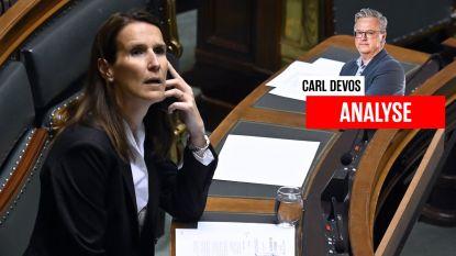 """Carl Devos: """"Je kan geen samenleving heropbouwen op een politieke puinhoop"""""""